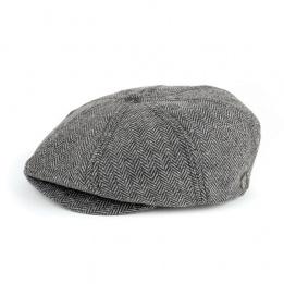 Casquette beret Brood herringbone Brixton