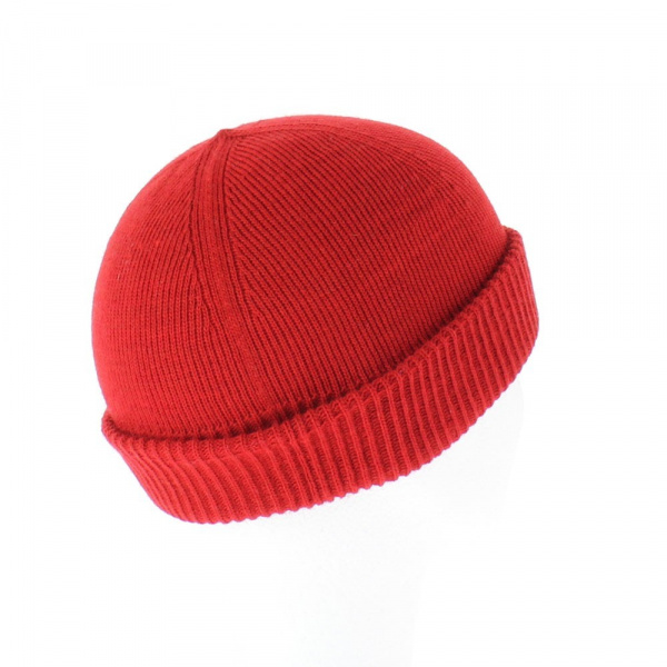 Captain Cousteau s red beanie - Traclet 403935568b3