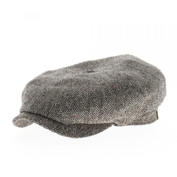 casquette Hatteras été en soie noir