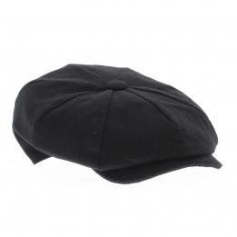 Casquette arnold hiver noir