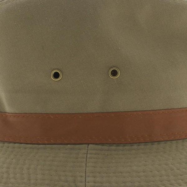 Chapeau homme en tissu forme Tacoma