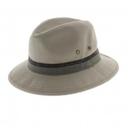 Chapeau tissu Ava stetson - chapeau tissu