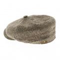 casquette forme 8 cotes hatteras été en soie