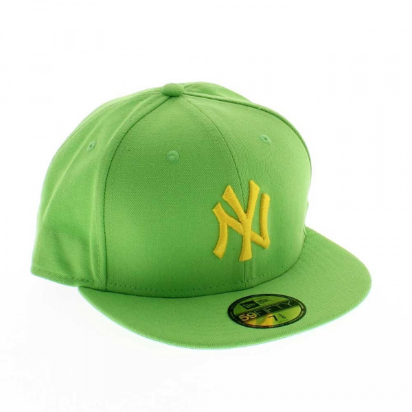 Casquette verte NY Seascont - New Era