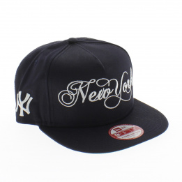 casquette new era snapback Scripter Snap new york