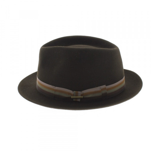 Chapeau feutre poil Howard - stetson