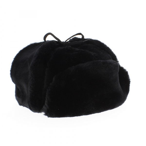 chapka russe ushanka chapka fausse fourrure. Black Bedroom Furniture Sets. Home Design Ideas