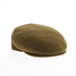 Casquette Plate Camel - Traclet