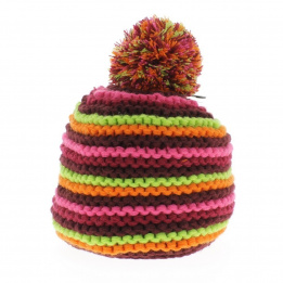 Bonnet capcho rainbow