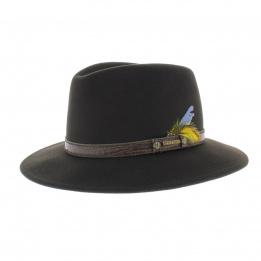 Sells Marron  - chapeau stetson vitafelt