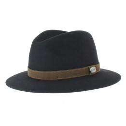 Chapeau Borsalino Rain Proof noir