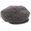 Casquette Irlandaise - Herringbone Newsboy Collection Jonathan R