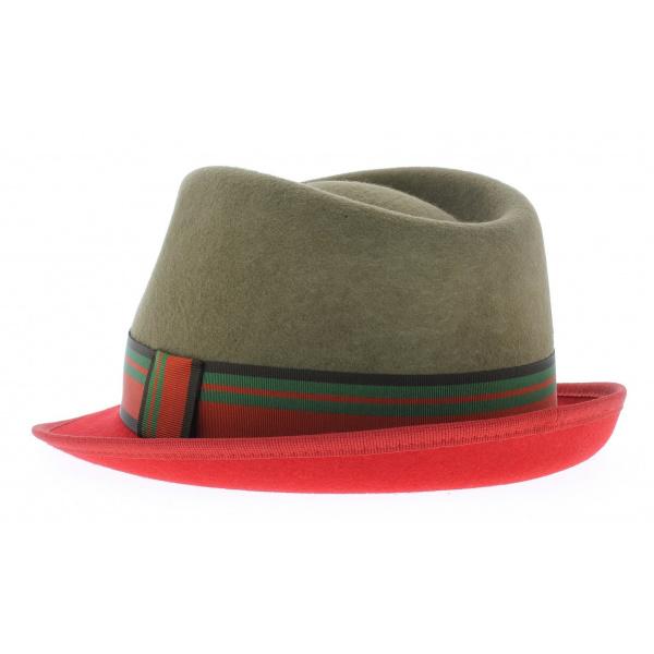 Chapeau trilby Menton