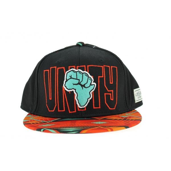 Cayler & SONS UNITY City noir - orange - vert