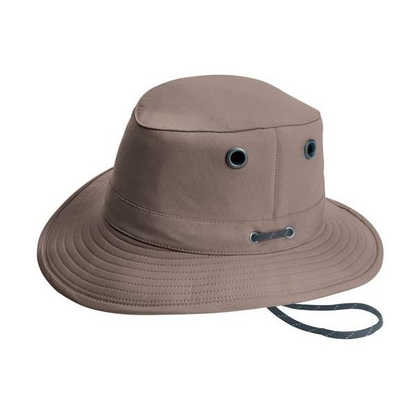 Le chapeau Tilley LT5B poids plume taupe