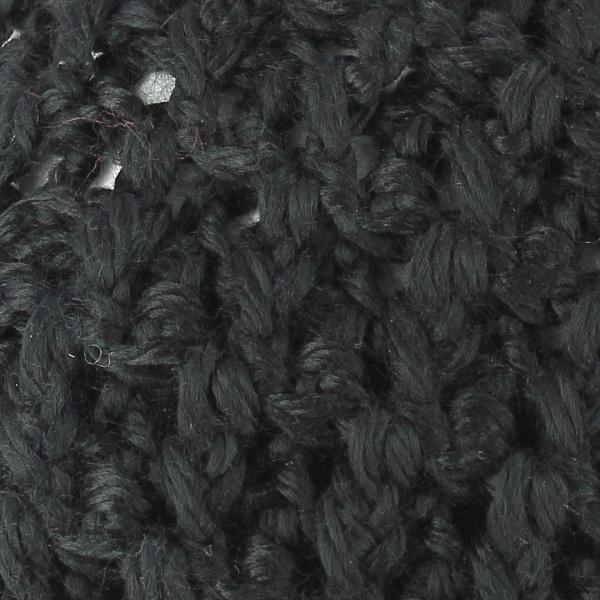 Bonnet The Waffle noir Coal