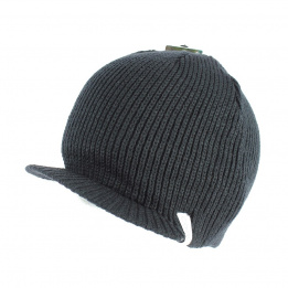 Bonnet The Basic Coal NOIR