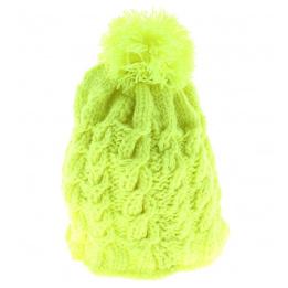 Bonnet capcho saki jaune