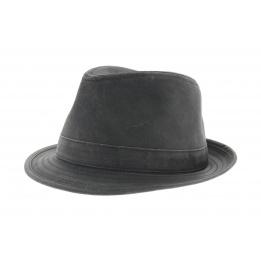 Chapeau Odessa noir Trilby Stetson