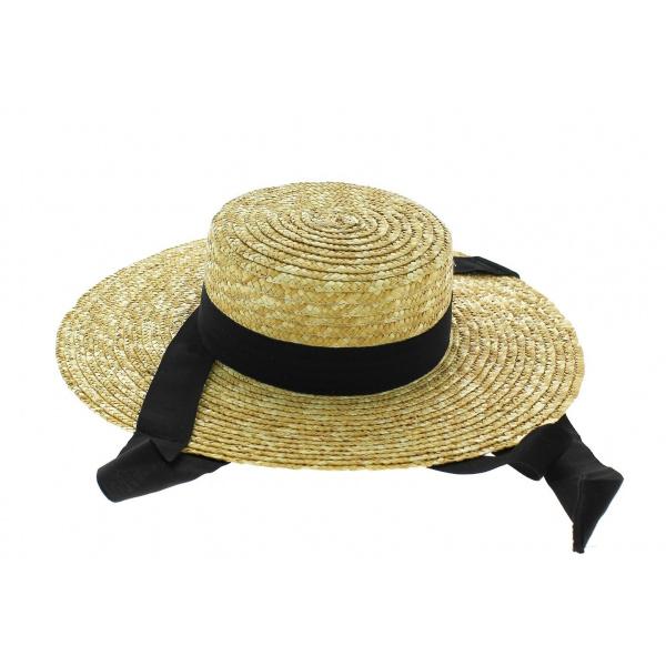 chapeau toulousain achat chapeau de paille toulousain chapeau paille femme. Black Bedroom Furniture Sets. Home Design Ideas