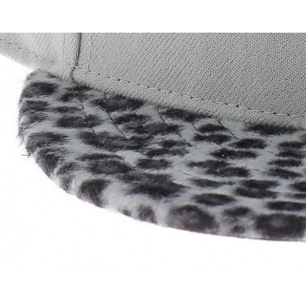 Casquette snapback Los Angeles Kings Vintage leopard