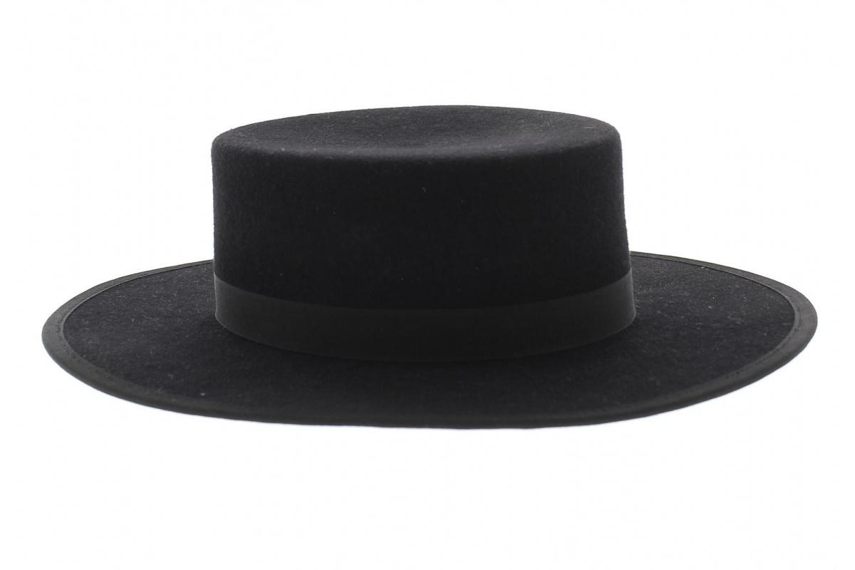 Как сделать шляпу для зорро своими руками