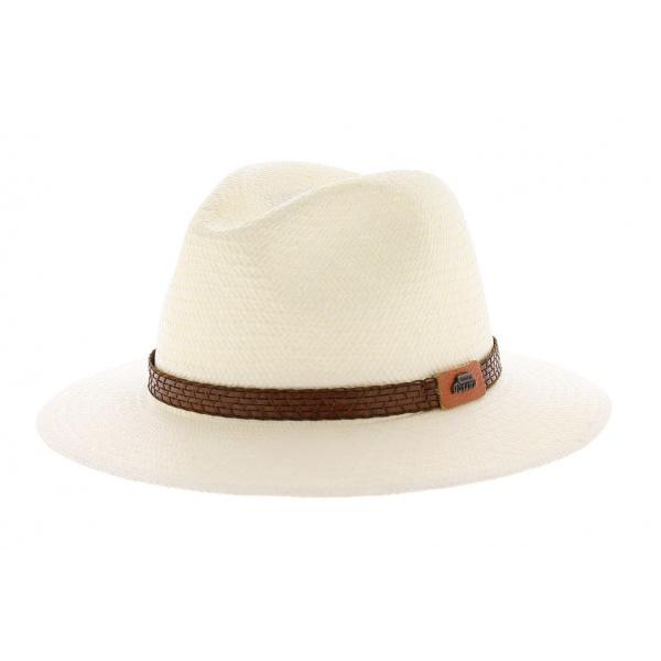 Chapeau Panama Antibes - Traclet