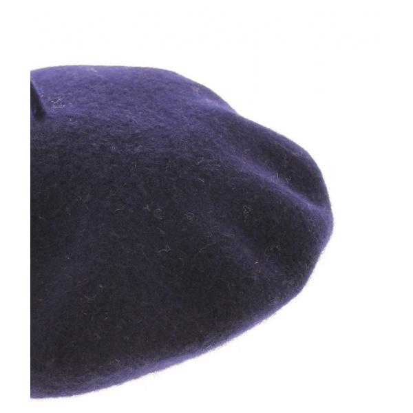 Beret bleu marine - Laulhère