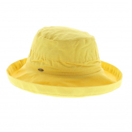 Chapeau de soleil Lanikai jaune