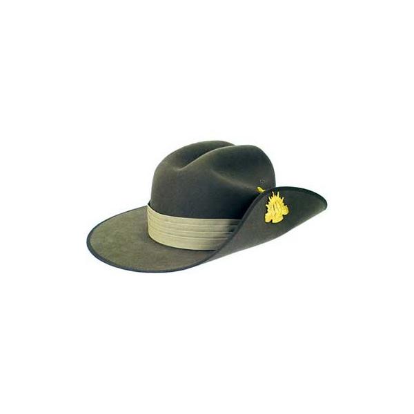 Chapeau Akubra - Military