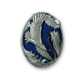 Bolo bleu - Aigle volant