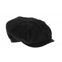 Casquette hatteras Burney noir