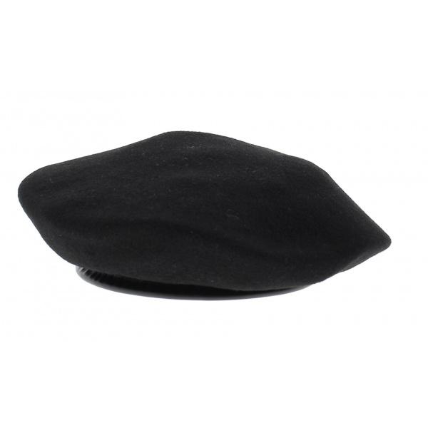 Béret Wool Monty Kangol noir
