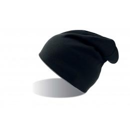 Bonnet Extreme noir reversible gris