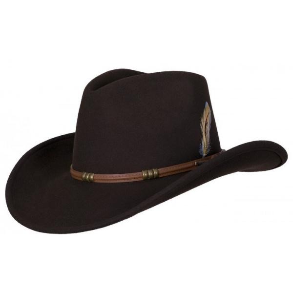 chapeau cowboy country chapeaux de cowboy chapeau traclet. Black Bedroom Furniture Sets. Home Design Ideas