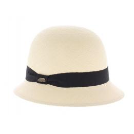 Chapeau Cloche Panama Traclet