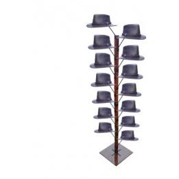 Présentoir à chapeaux