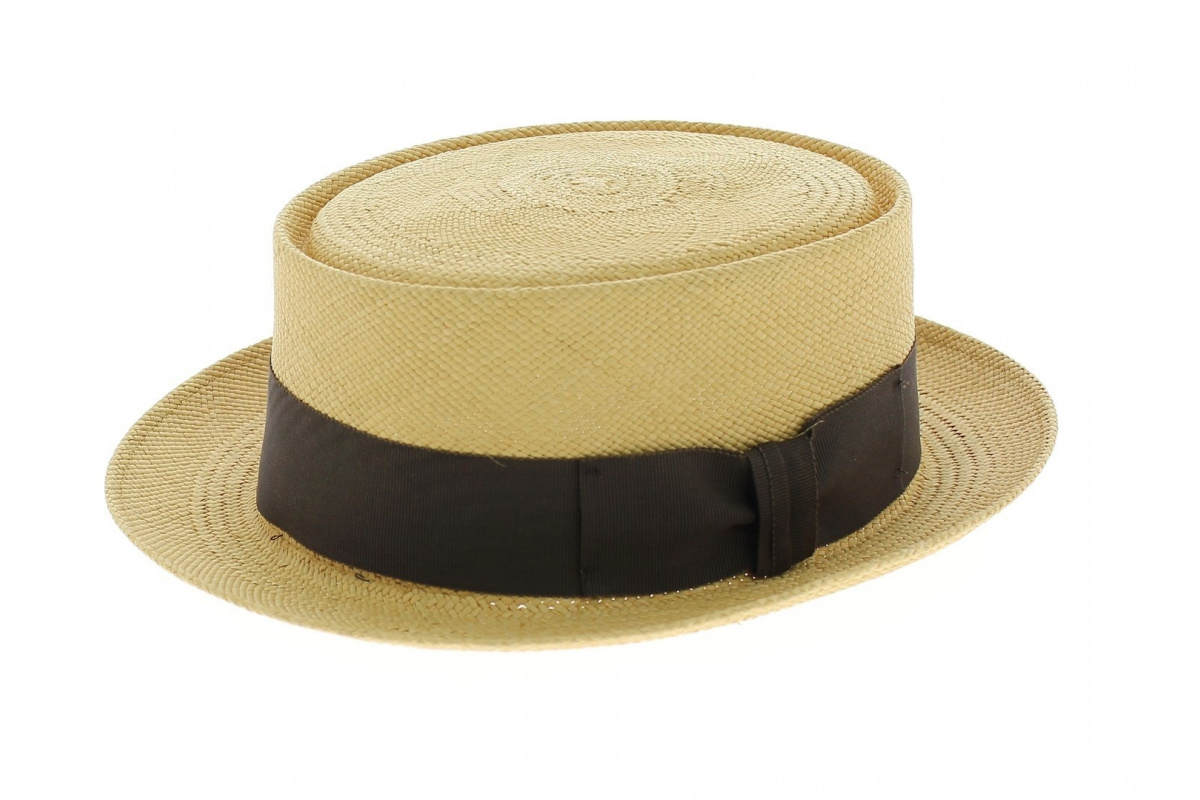 chapeau reggie pork pie panama. Black Bedroom Furniture Sets. Home Design Ideas