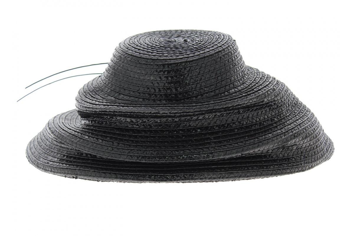chapeau de c r monie melissa. Black Bedroom Furniture Sets. Home Design Ideas