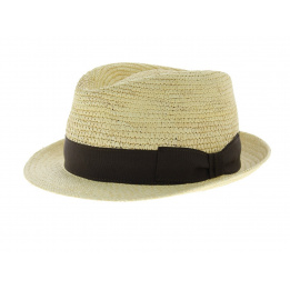 Chapeau Trilby Panama Brooklyn