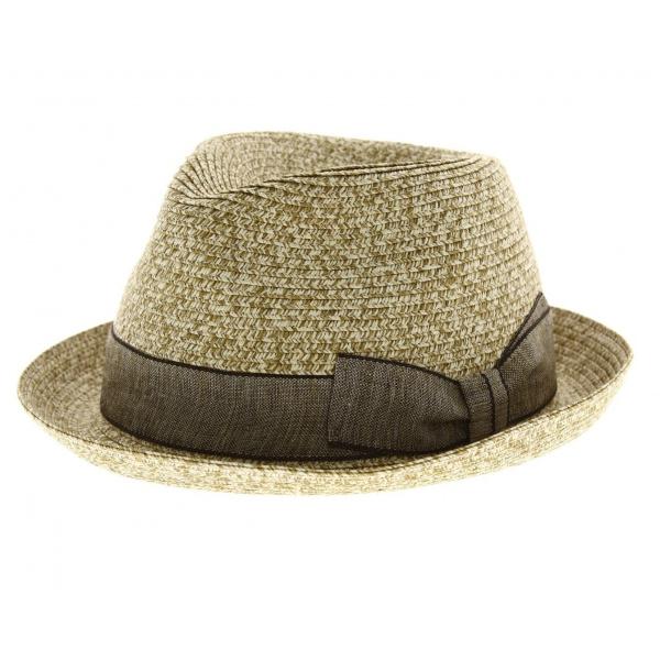 Chapeau Trilby Lowball - Legno