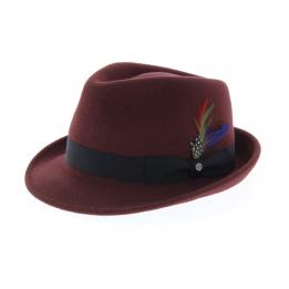 Elkader Trilby Hat Black Stetson