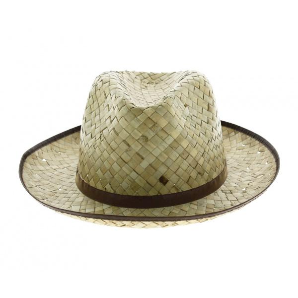 chapeau de paille garden chapeau traclet