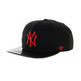 Casquette NY brodure rouge - 47 Brand