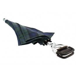 Parapluie canne-siège vert - Il Marchesato