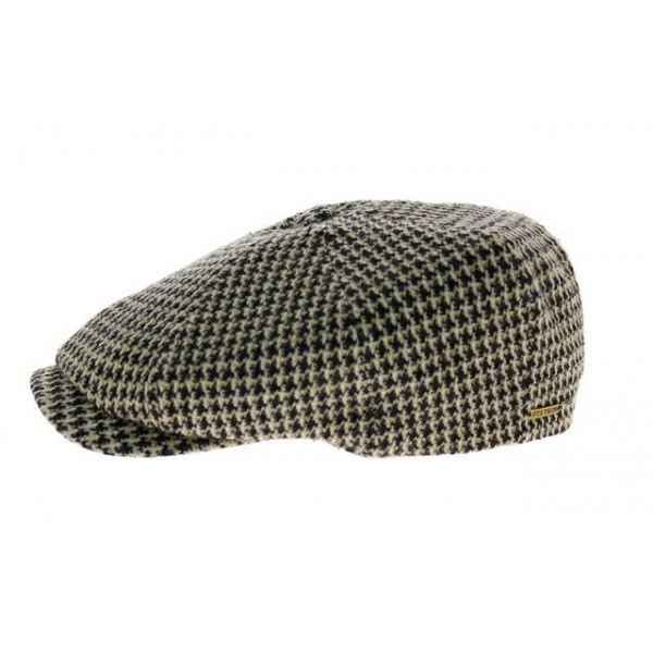 casquette Many Houndstooth Stetson