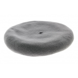 Grey Basque beret