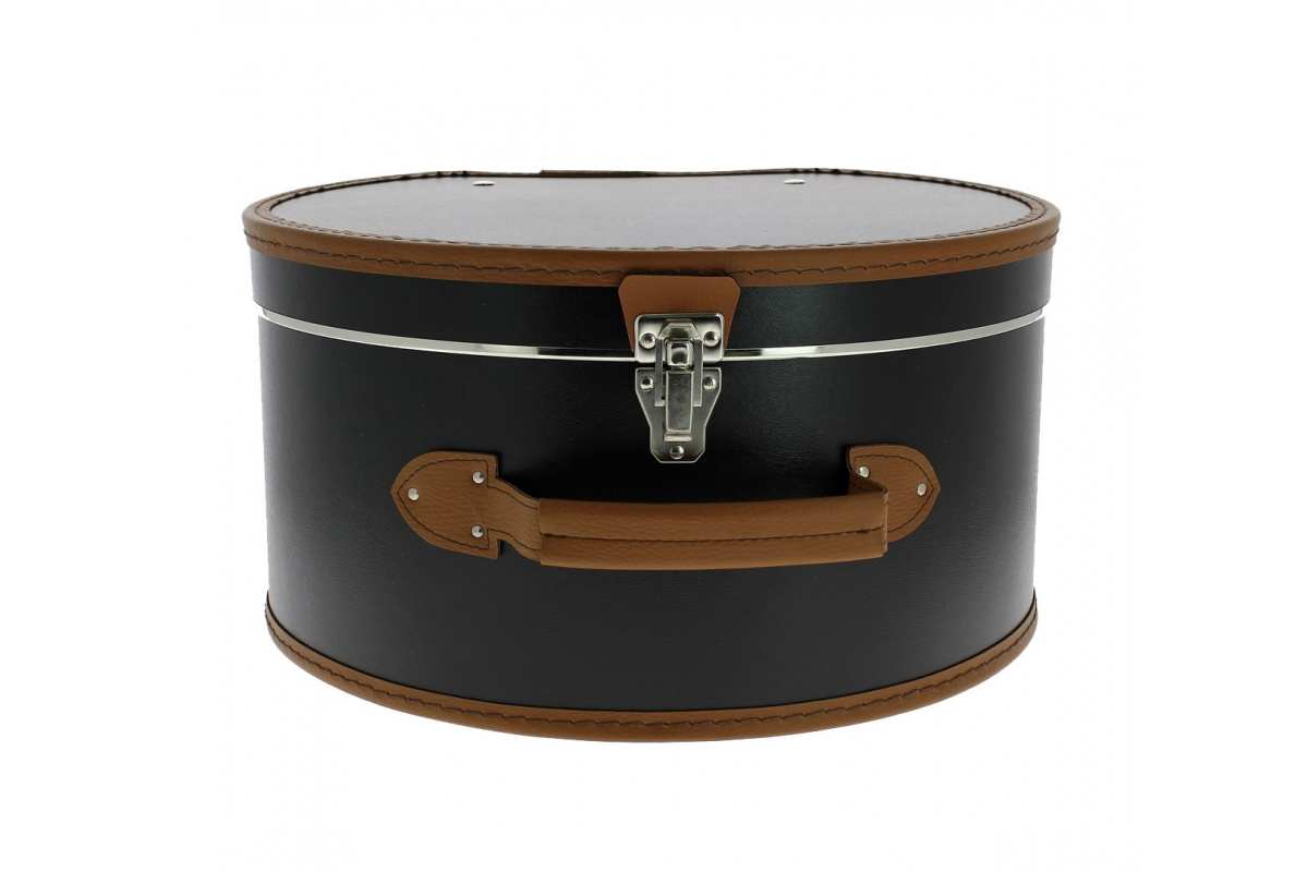boite chapeau traclet format moyen. Black Bedroom Furniture Sets. Home Design Ideas