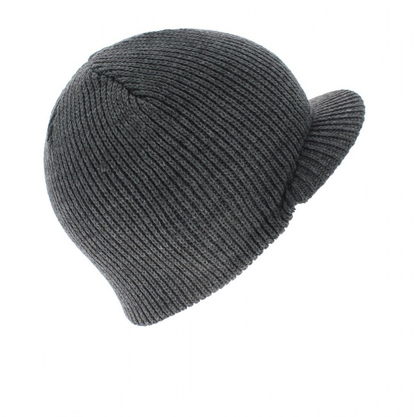 Bonnet The Basic charcoal Coal