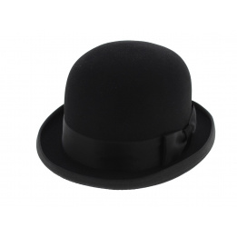 Chapeau melon Ennio Noir - Stetson